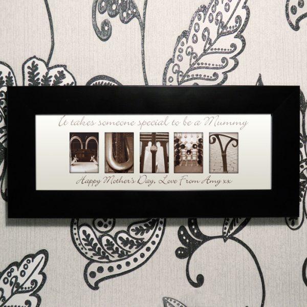 Framed Print for Mummy