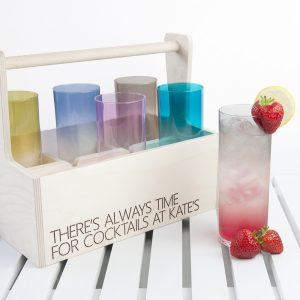 Personalised Cocktail Set