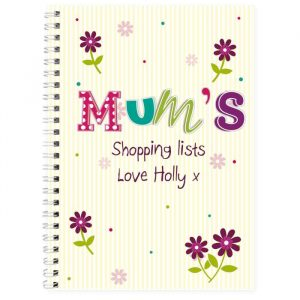 Personalised Notebook for Her