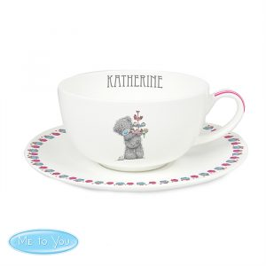 Personalised Teacup - Me To You