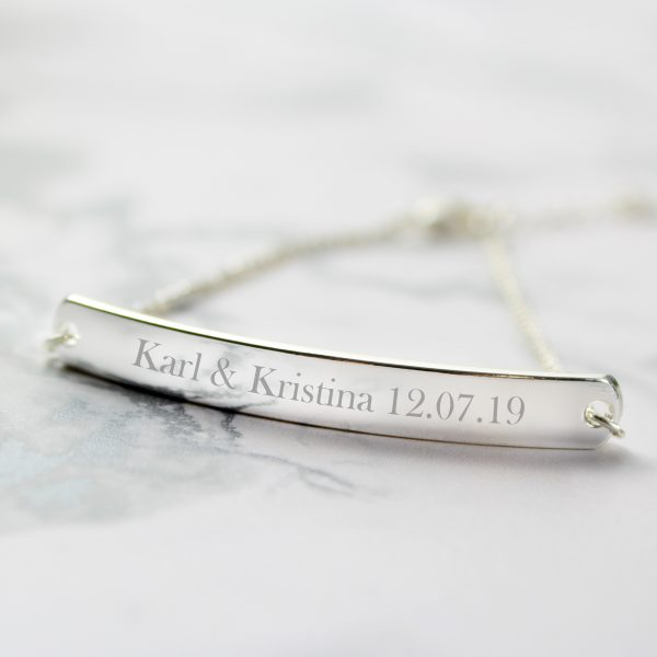 Personalised Bracelet for Her