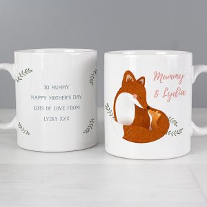 Personalised Mummy & Me Mug