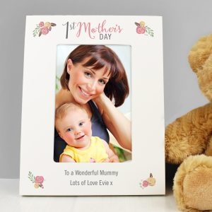 1st Mother's Day Photo Frame