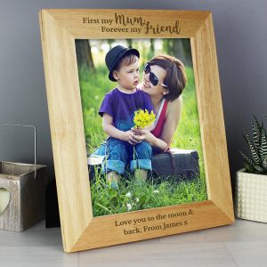 Personalised Mum Photo Frame
