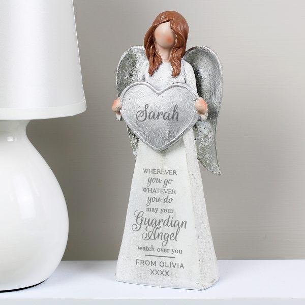 Guardian Angel Personalised Ornament