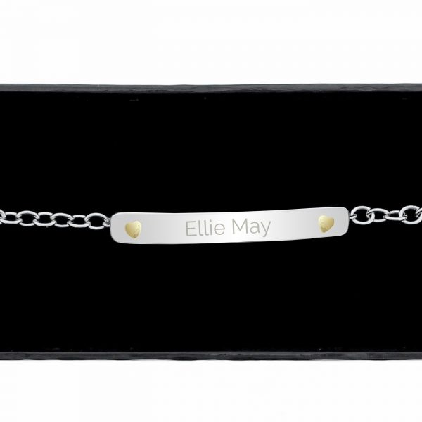 Personalised Bar Bracelet