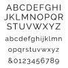 Sans Serif Font