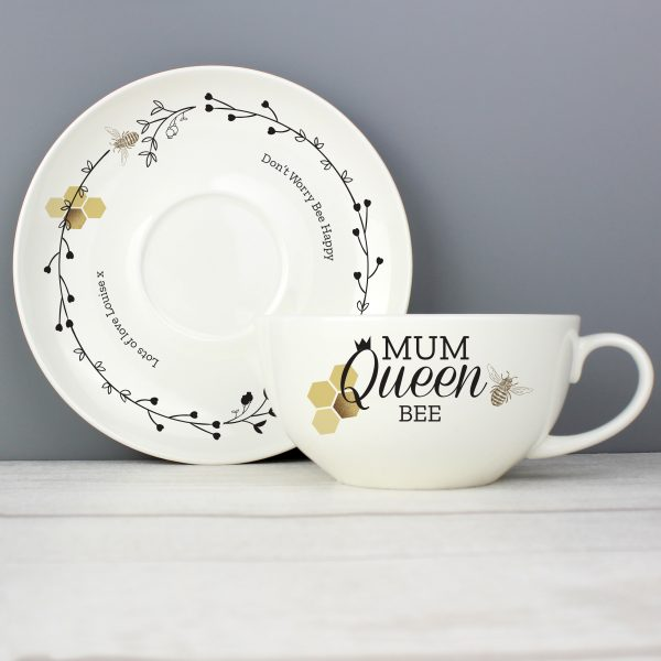 Personalised Gift with Bees On