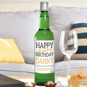 Hay Self Isolating Birthday Ginpp