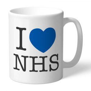 I Heart NHS Mug