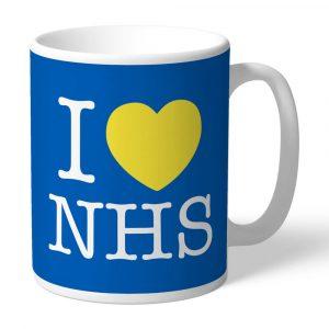 I Love NHS Mug