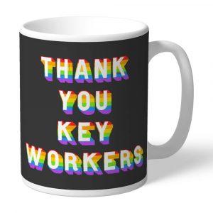 Thank You Key Workers Mug