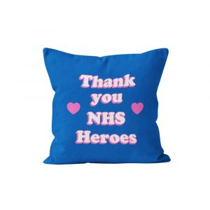Thank you NHS Heroes Cushion