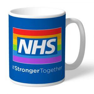NHS Stronger Together Mug