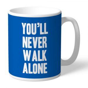 NHS You'll never walk alone mug