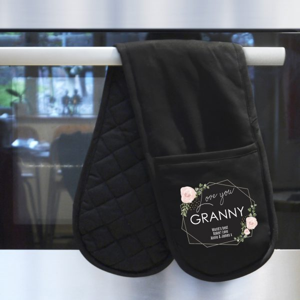 Personalised Oven Gloves