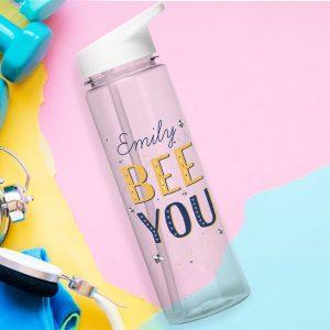 Bee You Water Bottle